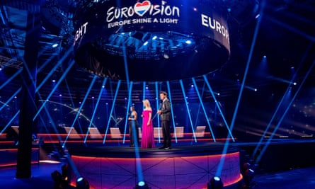 The Eurovision's Europe Shine A Light remote television show