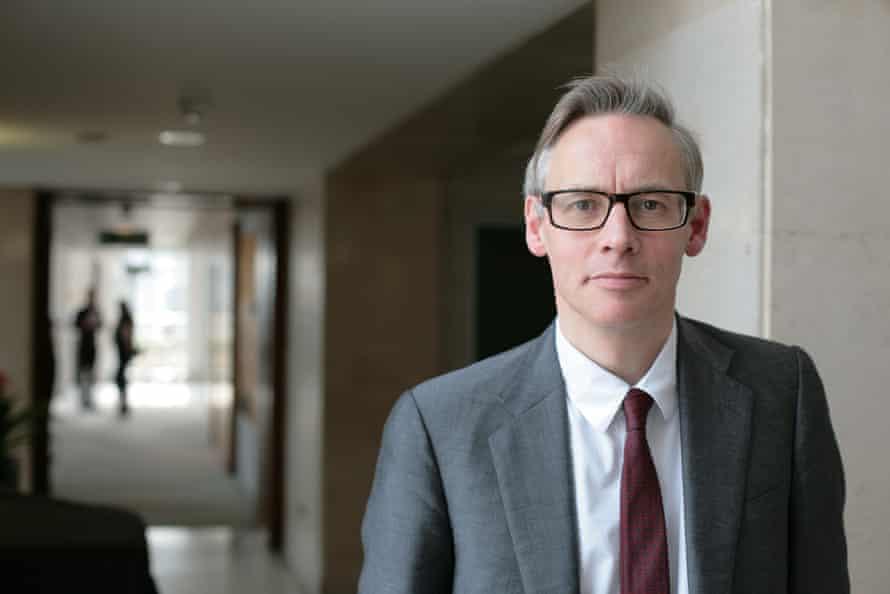 Tom Weldon, CEO of Penguin Random House.