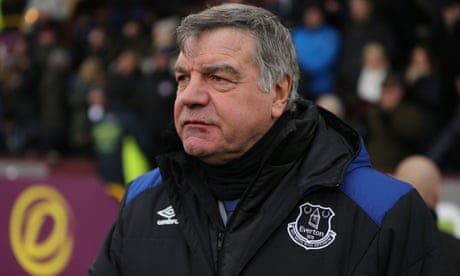 Everton's history greater than West Ham or Newcastle's, says Sam Allardyce