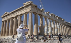 An infectious diseases expert said the rise in infections in Athens coincided with the return of tourists.