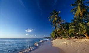 St Mullins Bay, Barbados