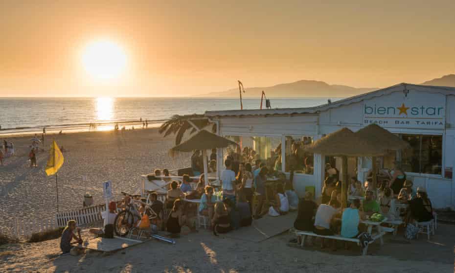 Beach bar Bienestar Tarifa