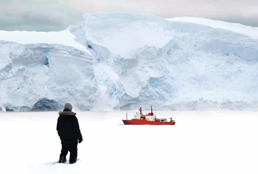 Chill out … Anthropocene at Scottish Opera.