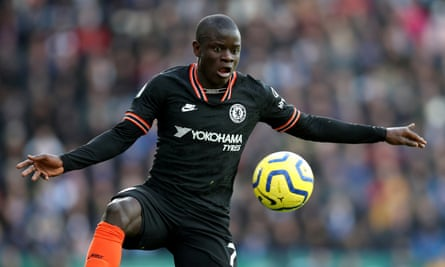 There is a history of health problems in N'Golo Kanté's family
