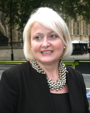 Siobhain McDonagh, Labour MP for Mitcham and Morden.