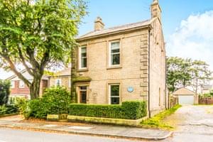 LS Lowry's former home, Mottram