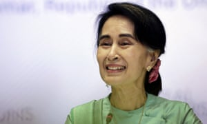 Aung San Suu Kyi's government has come under fire for apparent suppression of free speech with multiple prosecutions after public criticism of regime policies.