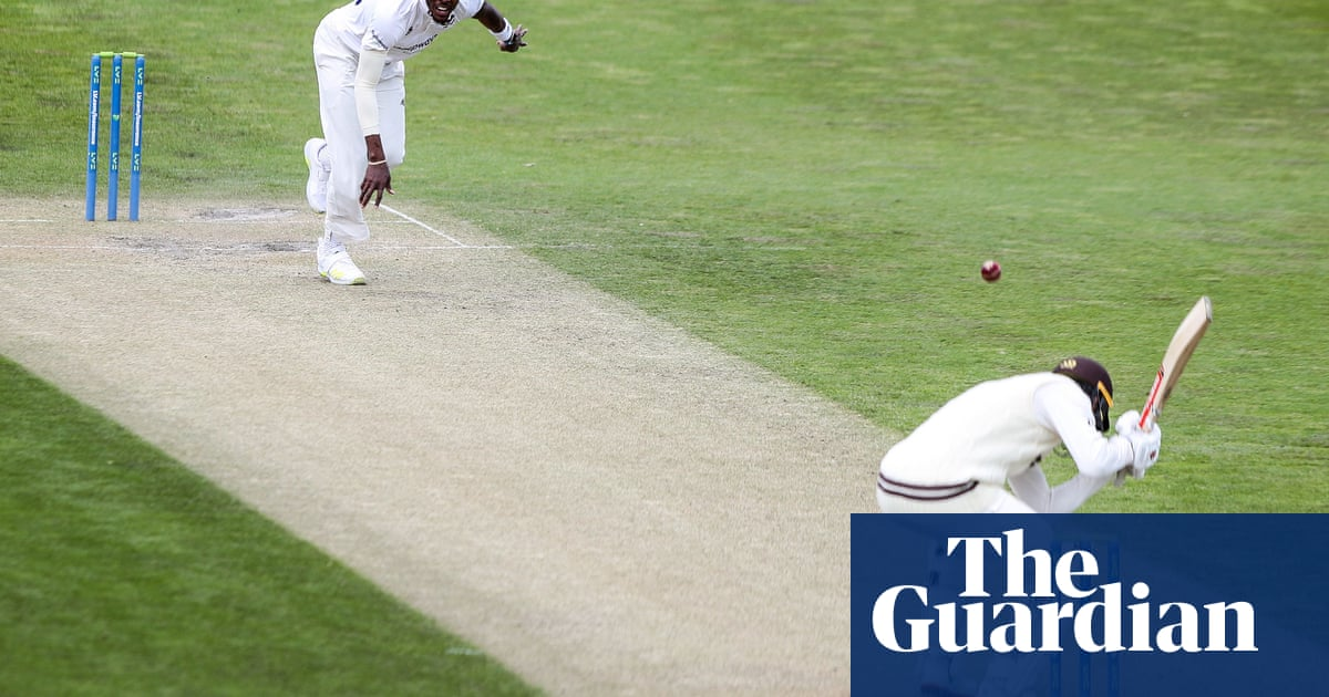 Jofra Archer back in the mix as England cast eye over Test candidates