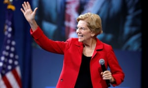 Elizabeth Warren was among the first candidates to advocate for impeachment proceedings.