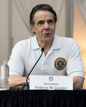 Andrew Cuomo.