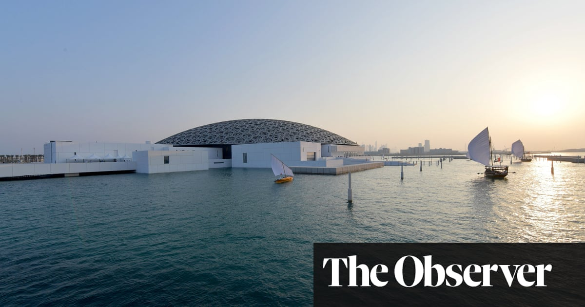 How landmark buildings became weapons in a new Gulf war | Art and