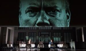 Deutsche Oper Berlin's production of Wozzeck.