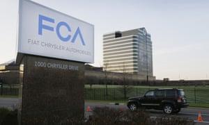 Fiat Chrysler HQ