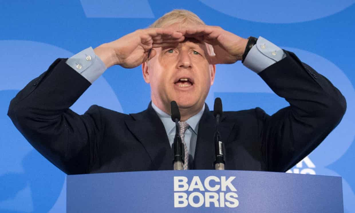 The dirty secrets of Boris Johnson's seduction of Conservative MPs | Andrew Rawnsley | Opinion | The Guardian