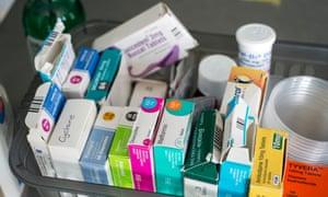Drug packages