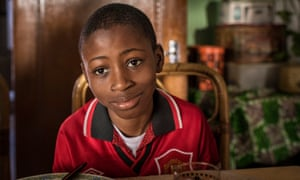 Sammy Kamara as Damilola Taylor in Damilola, Our Loved Boy.
