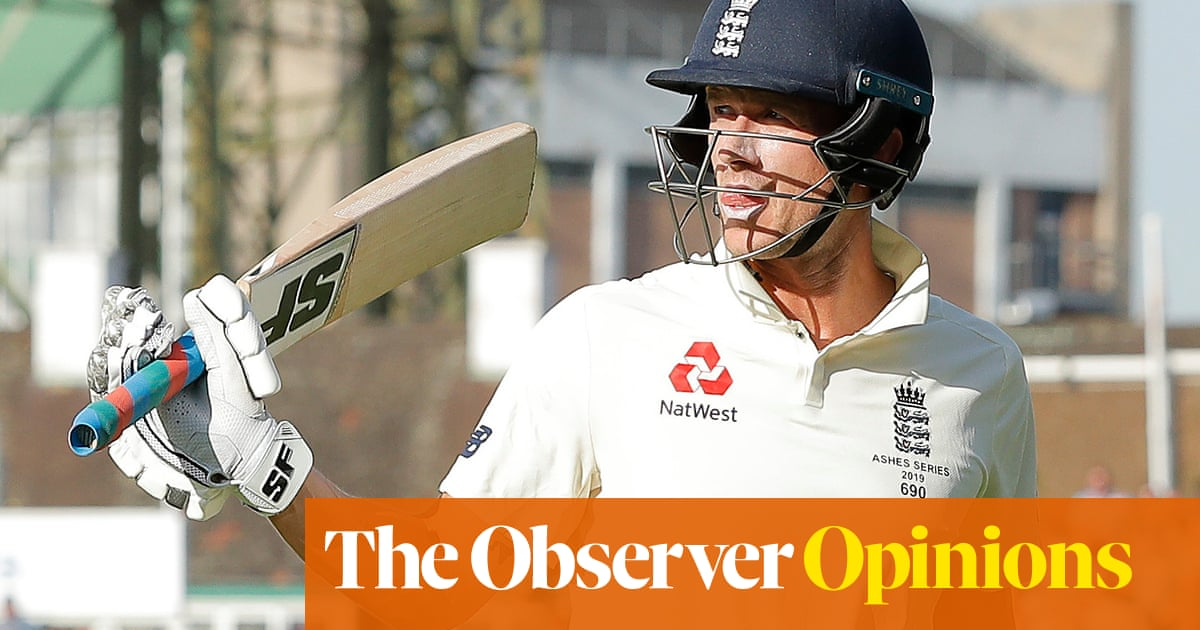 Joe Denly shows a wealth of class to prove Ed Smith's hunch on the money | Barney Ronay