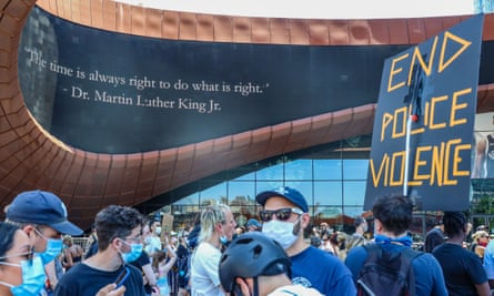 The conversation on race rarely picks up where it last left off. And it usually includes white conservatives quoting Dr Martin Luther King Jr back to us.'