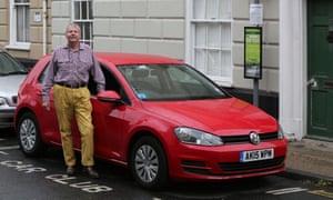 Car club case study with Oliver Chastney, Norwich, Norfolk 29/09/2016