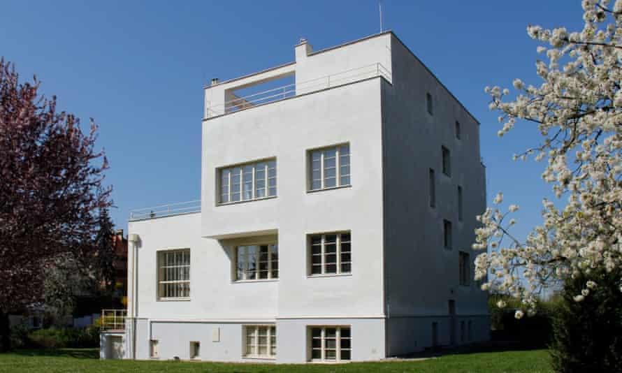 Villa Winternitz.