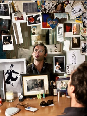 Jude Law, Hamlet (Shakespeare), Wyndham's Theatre, 2009. Read our review