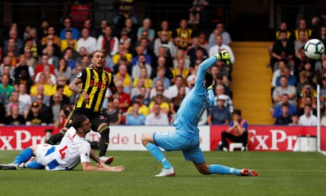 Roberto Pereyra double helps give Watford the perfect start