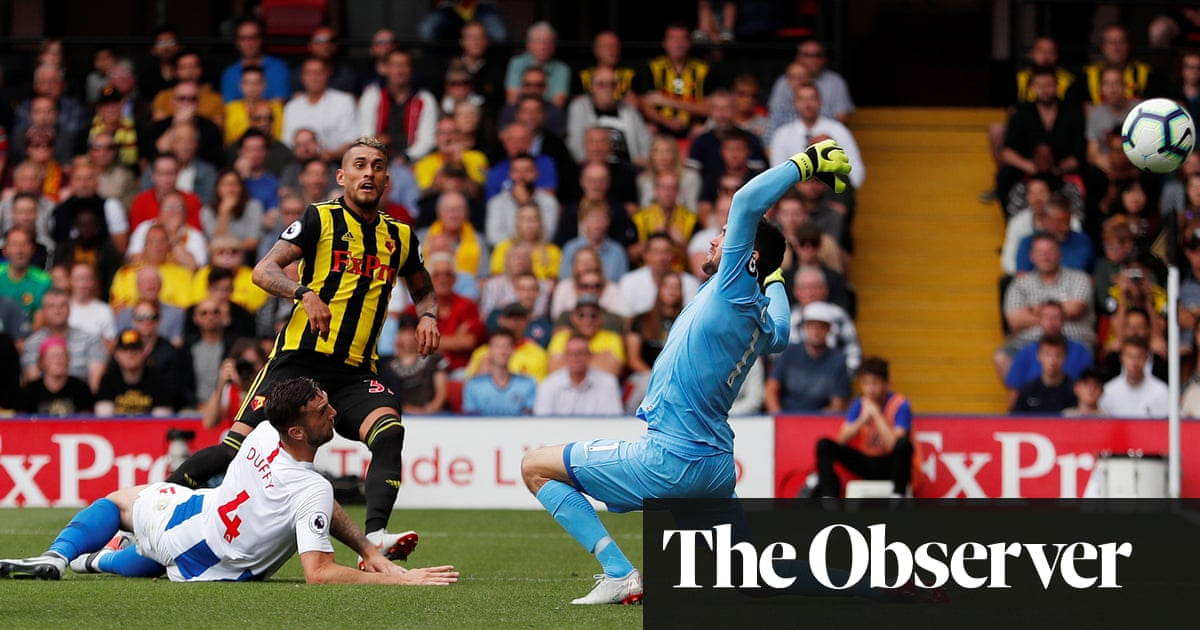 9fad627c09e Roberto Pereyra double helps give impressive Watford the perfect ...
