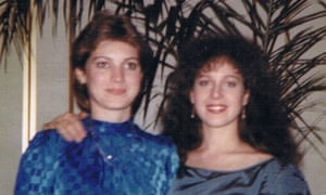 Sydney woman Anita Cobby (right) with her younger sister Kathryn Szyszka.