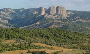 Roques de Benet i Ports, Catalonia, Spain