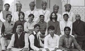 Rajasthan Express, Jonny Greenwood, Shye Ben Tzur