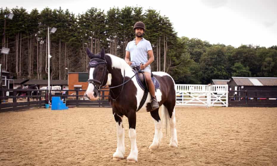 Rhik Samadder on Bumble the horse.