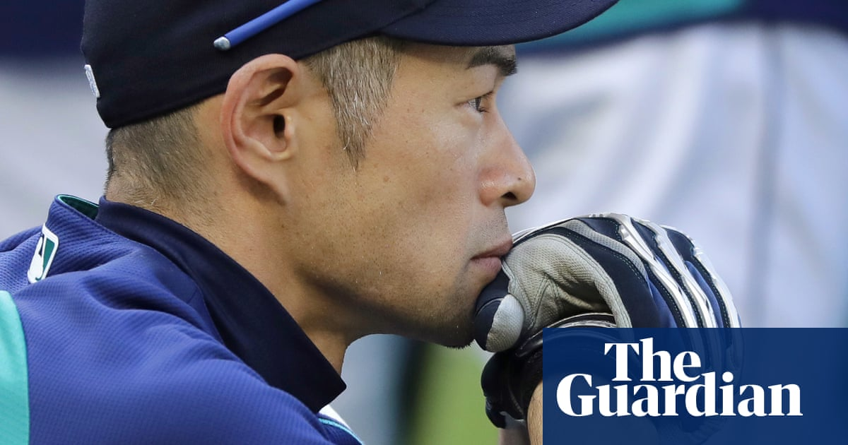 Ichiro Suzuki  the secretive superstar who defied baseball s steroid ... 09ea57cf6121