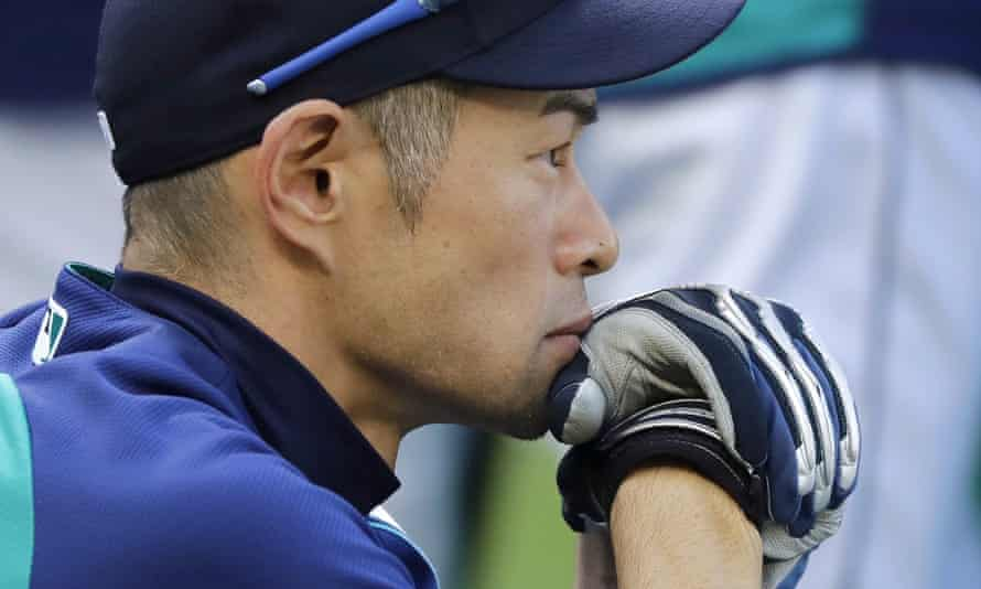 Ichiro Suzuki compiled more than 3,000 hits during his MLB career