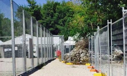 Nauru detention centre