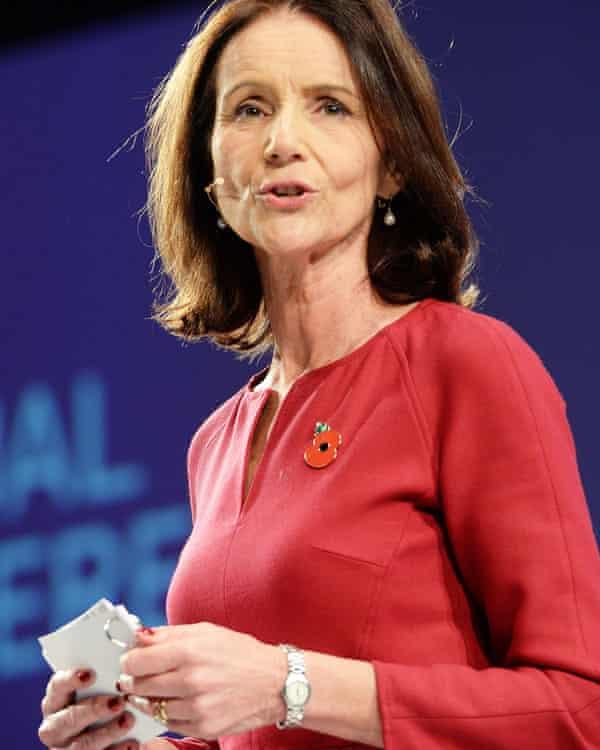 Carolyn Fairbairn.