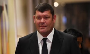 James Packer's private company, Consolidated Press Holdings, was meant to be paid $1.75bn by Melco Resorts group for almost 20% of Crown.