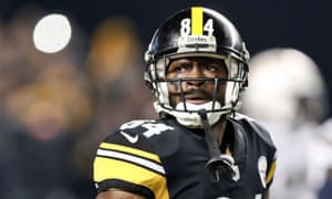 Antonio Brown has topped 100 receptions and 1,200 yards receiving in each of the past six seasons
