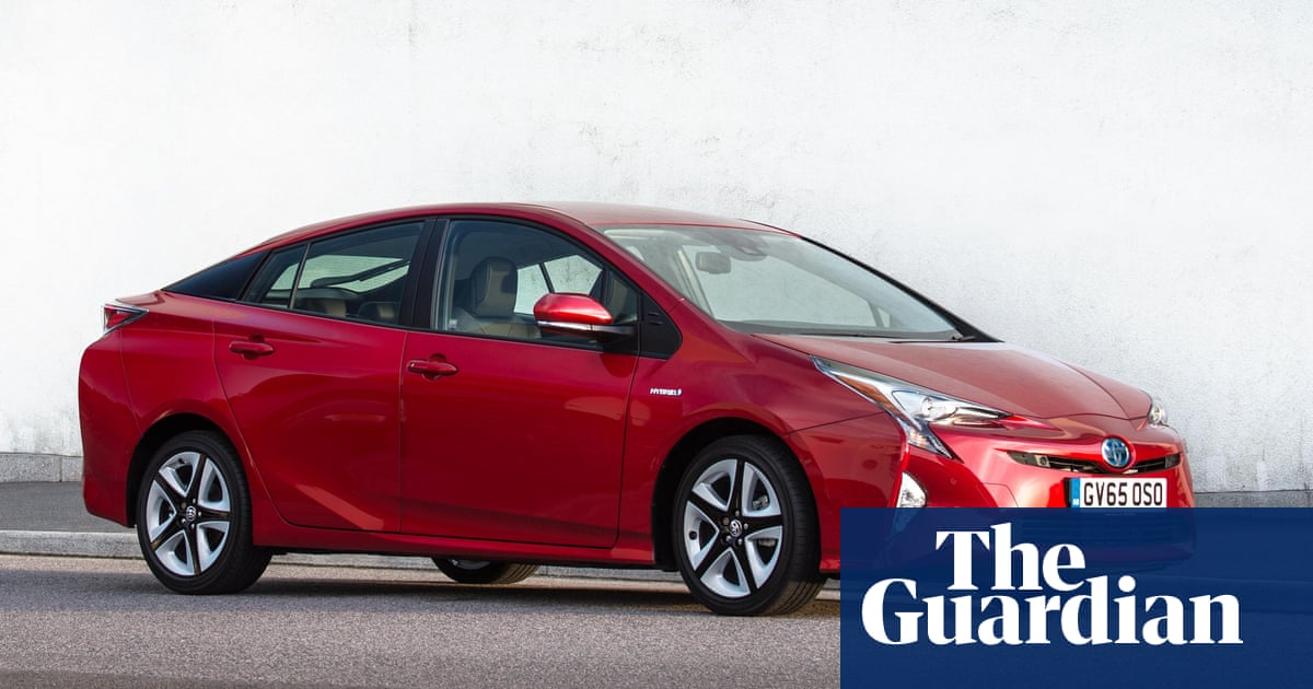 Toyota Prius car review - 'I hurtled like a country driver