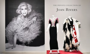 The Joan Rivers auction at Christie's in New York.