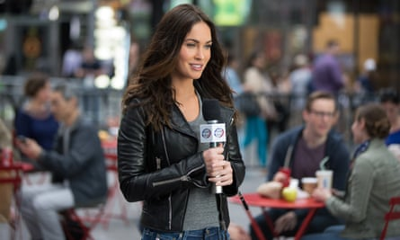 'I'm really more intellectually minded' ... Megan Fox on her desire to work outside of Hollywood.