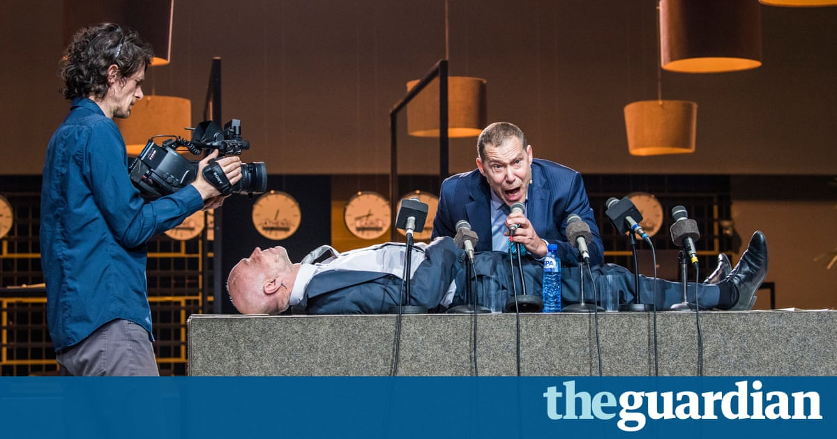 The Roman Tragedies review – Ivo van Hove's magnificent ...