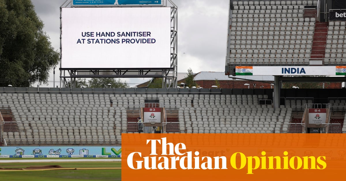 So the blame game begins, but are India really the right target for your anger? | Andy Bull