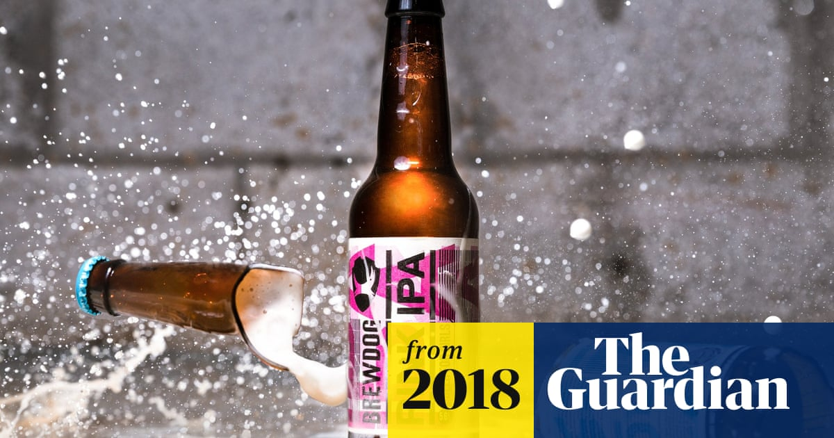 Brewdogs Pink Beer For Girls Criticised As Marketing Stunt