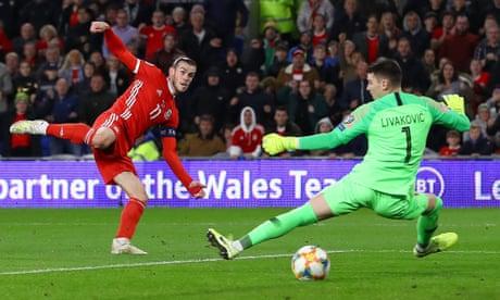 Wales 1-1 Croatia: Euro 2020 qualifier – as it happened