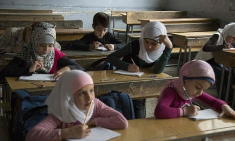 Why are so many children around the world out of school? – podcast transcript