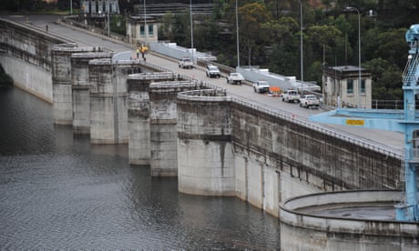 Sydney's main water supply could have increased capacity, but at