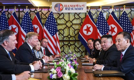 Trump was out of his depth in Hanoi. This failure is his greatest flop yet