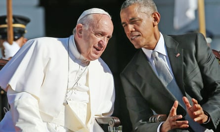 Do Barack Obama and the pope see eye to eye on what constitutes 'religious liberty' in modern America?