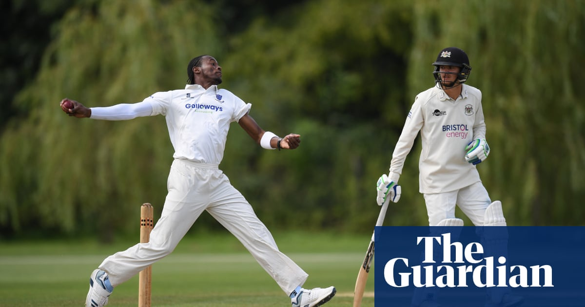 Jofra Archer impresses with bat and ball in Sussex second XI match