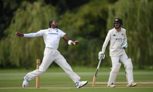 Jofra Archer bowled 12.1 overs against Gloucestershire second XI